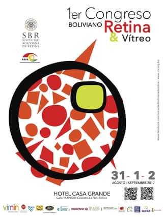 1er congreso Boliviano Retina y Vitreo