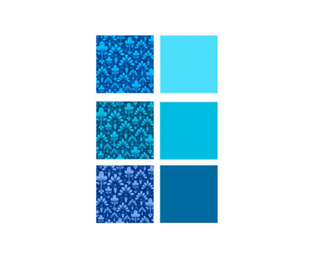 texturas azul