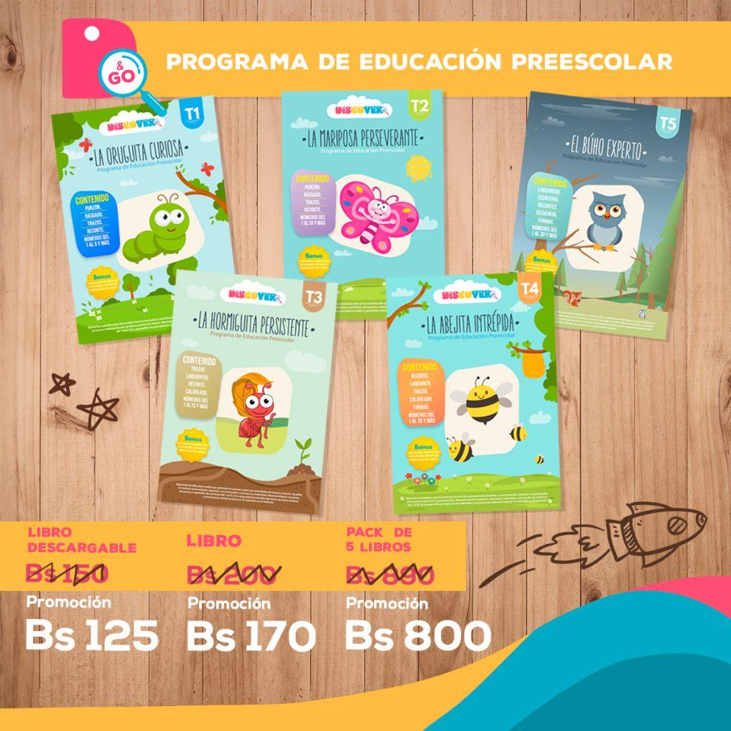 Programa de educación preescolar