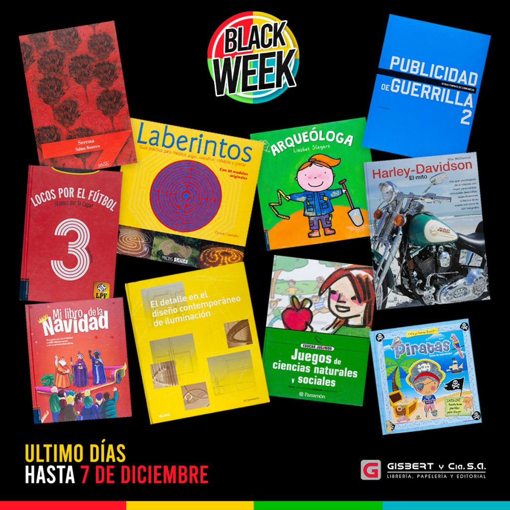 Gisbert y Cia S.A. Black week