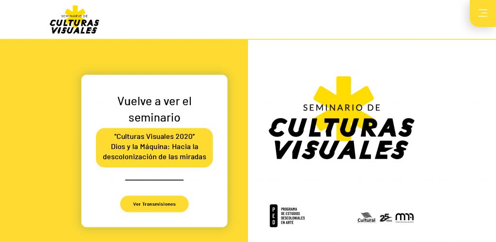 Seminario de culturas visuales