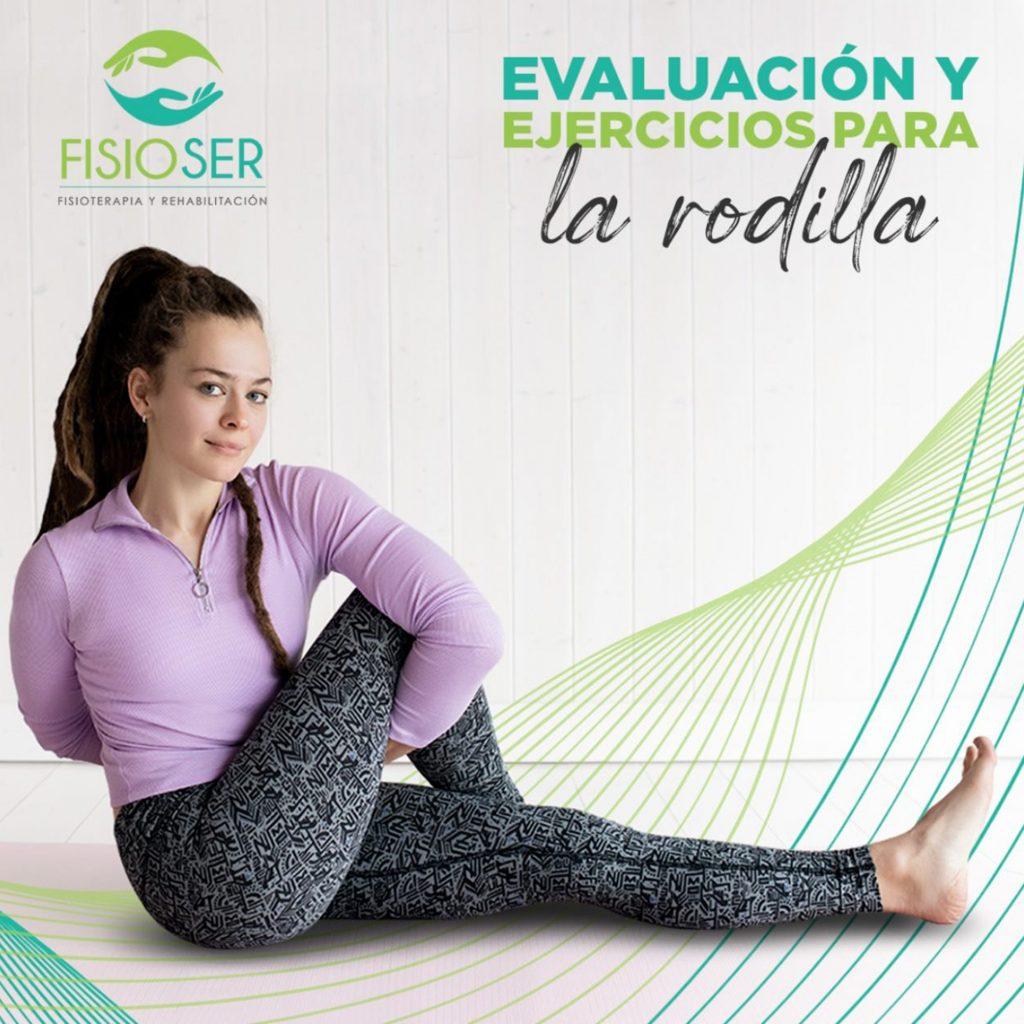Evaluación y ejercicios para la rodilla