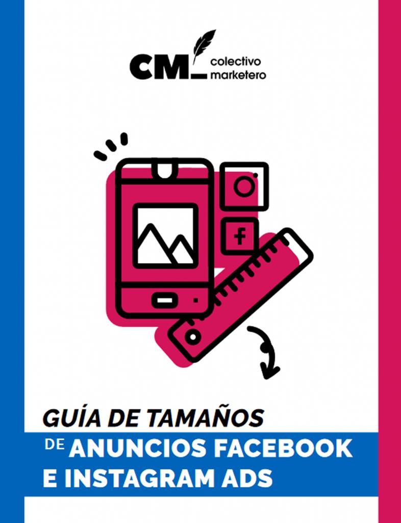 Guía de tamaños de anuncios Facebook e Instagram ads